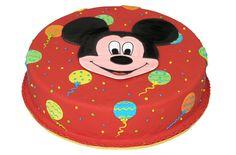 Tortas de cumpleaños de Mickey Mouse