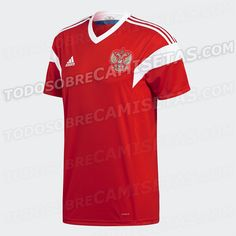 Russia 2018 World Cup Kit LEAKED