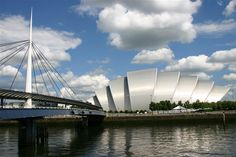 Clyde Auditorium by Sir Norman Foster