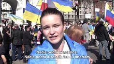Mensaje de Ucrania para Venezuela