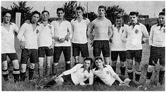 EQUIPOS DE FÚTBOL: STUTTGART 1912