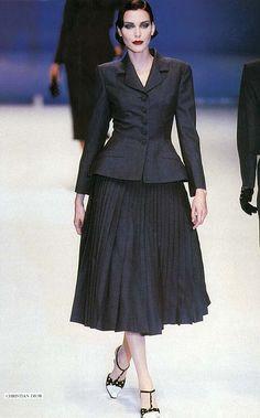 Nadja Avermann, Christian Dior Prêt-à-porter