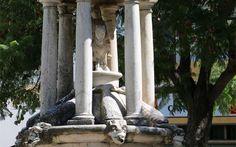 Elvas: Fonte da Misericórdia está a ser recuperada   Elvasnews