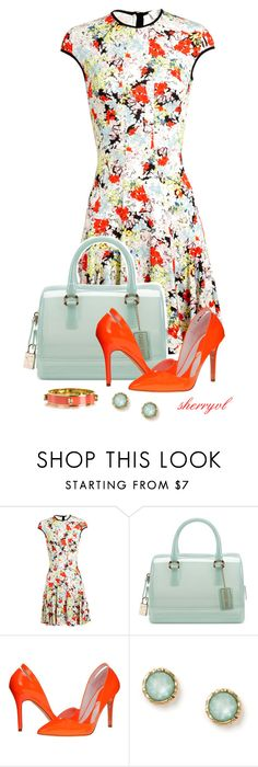 """Candy Bag Contest"" by sherryvl ❤ liked on Polyvore featuring Erdem, Furla, McQ by Alexander McQueen and Juicy Couture"