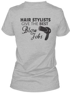 Hair Stylist Give The Best Blow Jobs!