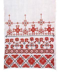 Slavic Folklore Patterns