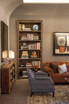 Room by @dkda @david_kleinberg #interiors #interiordesign #kipsbay #design #interiordesigner