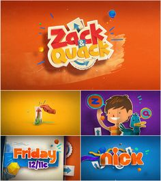 Styleframes proposal for Zack & Quack TV Show. Fun Crafts, Arts And Crafts, Paper Crafts, Purple Squirrel, Star Character, Craft Shop, Motion Design, Homescreen, Design Crafts