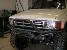 Like this but with the light guards in a thinner tube