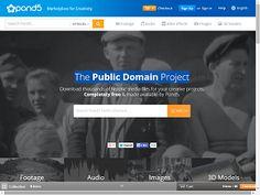 The Public Domain Project: miles de archivos del dominio público listos para utilizar y reutilizar | Universo Abierto