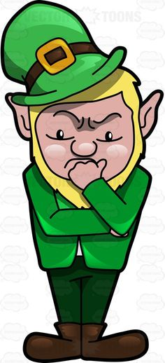 A leprechaun deliberating a thought #beard #boots #Cave #cerebrate #clover #cogitate #consider #deliberation #Erse #facialhair #folklore #forest #Gaelic #garden #gold #greenclover #greensuit #guess #hat #Ireland #Irish #IrishGaelic #leprechaun #lore #luck.goodluck #magic #magicalpowers #money #Moor #mustache #myth #mythology #pants #pixie #pixy #pointedears #potofgold #power #rainbow #rational #reasoning #recall #reckon #recollect #remember #retrieve #roundnose #stpatricksday #stpattsday…