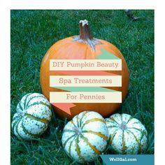 38 best natural spa beauty images on pinterest diy pumpkin diy pumpkin beauty spa treatments for pennies learn how to make a homemade all solutioingenieria Images