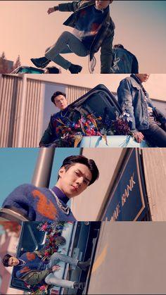Bts And Exo, Exo Kai, Chanyeol, Exo Group Photo, Sehun Vivi, Sehun Cute, Exo Lockscreen, Exo Korean, Exo Ot12