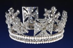 The Royal Order of Sartorial Splendor: The Queen's Top 10 Diamonds: #2. The George IV State Diadem