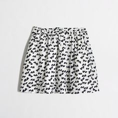 J.Crew Factory - Factory girls' heart skirt