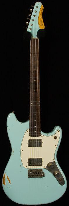 Alto De Facto MG6 | Fano Guitars | Electrics | Wildwood Guitars