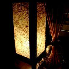 Brown fibers #lamp #amazon