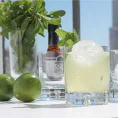 Summer Cocktails by Hella Bitter: The Southside