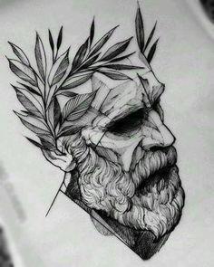 ★ pigments ★ de peau ★ art tattoo zeichnungen, tätowierungen e tattoos zeic Tattoo Sketches, Tattoo Drawings, Body Art Tattoos, New Tattoos, Art Sketches, Sleeve Tattoos, Cool Tattoos, Tatoos, Sketch Drawing