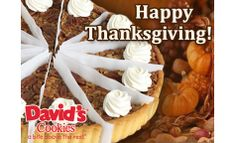 David's Cookies Thanksgiving Pin to Win Contest!  #DavidsCookiesPinToWin