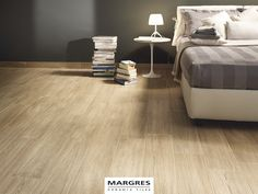 Ceramic Tiles that look wood!  Collection Natural by Margres. #ceramictiles