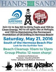 Beach Clean Up May 21, 2016  #southbay #Beach #Events #WhatsHappeningInTheSouthBay  #Volunteer