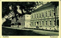Dombóvár; Postahivatal