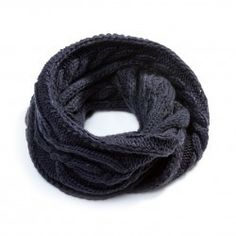 Kaye Snood / Marine #snood #scarf #warm #sjaal #colsjaal