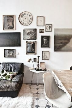 greige: interior design ideas and inspiration for the transitional home : boho greige..