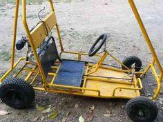 Resultado de imagen para quad with go kart axle Karting, Go Kart Plans, Diy Go Kart, Reverse Trike, Quad, Outdoor Decor, Collection, Carport Designs, Cars