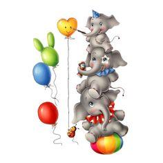 ❣Julianne McPeters❣ no pin limits Baby Elephant Nursery, Elephant Love, Elephant Art, Diamond Drawing, Elephant Illustration, Happy Birthday Images, Cute Drawings, Cute Wallpapers, Cute Art