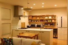 好きなキッチンの雰囲気(ナチュラル)