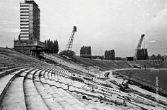 Stadion Slaski, Chorzow - for Polska v Anglia in 1993