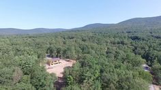 Hudson Woods Aerial Views