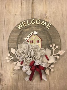 #duepuntihandmade #handmade #handmadewithlove #love #diy #doityourself #wreath…