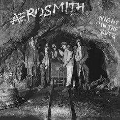 Aerosmith - Night In The Ruts 180g Vinyl LP