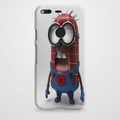Minion Quote Google Pixel Case | casefantasy