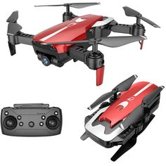 Live Video Top Race Quality Remote Control RC Foldable Pocket Drone with 2MP 720P Wide Angle Camera Selfie and Altitude Hold Mode with 6-Axis built in Gyr q volt High Resolution Images Mobile APP Control