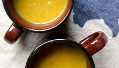 HEALTHY RECIPE: Easy, Nutritious Split-Pea Soup | It's loaded with protein, fiber and vitamins — win, win, win.