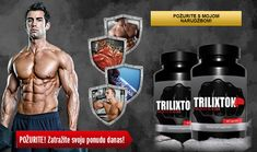 """Trilixton muscle is a muscle supplement that is truly stunning and that can develop your muscles. Not just it regards increment the bulk of your body yet it is powerful to beat the weariness from your body. The most essential motivation behind this item is to expand the volume of your veins and thusly it gives enough measure of oxygen to your muscles. <a href=""""http://junivivecream.fr/trilixton-muscle-builder/"""">http://junivivecream.fr/trilixton-muscle-builder/</a>"""