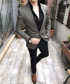 Mens Style Discover Mens Fashion Hair Info 6533095306 is part of Blazer outfits men - Blazer Outfits Men Mens Fashion Blazer Mens Fashion Wear Suit Fashion Fashion Hair Men Blazer Black Shirt Outfit Men Grey Blazer Outfit Black Pants Blazer Outfits Men, Mens Fashion Blazer, Mens Fashion Wear, Stylish Mens Outfits, Suit Fashion, Fashion Hair, Men Blazer, Black Shirt Outfit Men, Grey Blazer Outfit