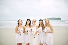 bridesmaids color... Style Me Pretty | Gallery | Picture | #730055