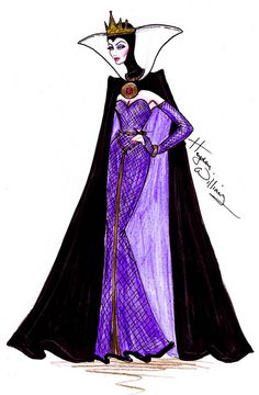 ‎'Disney Villainess' collection by Hayden Williams - The Wicked Queen by Fashion_Luva, via Flickr
