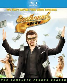 'Eastbound and Down' Season 4 comes home on Blu-ray May 13! #NCfilm  FULL STORY: http://nchollywood.com/2014/02/16/eastbound-and-down-final-season-dvd-date-announced/#more-6558