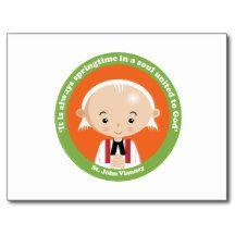 John Vianney Classic Round Sticker created by happysaints. Bible Story Book, Bible Stories, Children's Bible, St John Vianney, Jesse Tree Ornaments, Mary And Martha, Christian Love, Catholic Saints, Roman Catholic