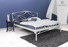 luxury iron bed