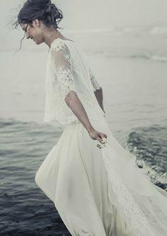 Vestidos de novia de Laura de Sagazan