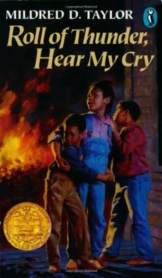 Lexile: 920. Roll of Thunder, Hear My Cry - Mildred D. Taylor. Time Period: Depression (1930). Story of a black family whose warm to ties to each other and their land give them the strength to deal with racism.  Recommended by Melissa Barner, Avon City Schools