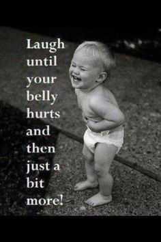 "#Laughter cures everything so keep laughing!  The word of God say  ""Laughter is good like medicine,"