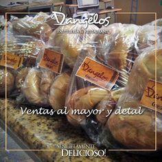 El pan dulce de avena y pasas integral y los Croissants #SencillamenteDeliciosos de D'angelos los encuentras en nuestros establecimientos y en:  @cibuspzo  @surtifruver  @tufarmaciapzo @deliexpresss Charcutería y Viveres Rosbraham y otros comercios en #Guayana.  #HechoEnVenezuela  #croissant  #pan  #integral #avena #bread  #delicious  #deliciousfood  #PZO  #puertoordaz